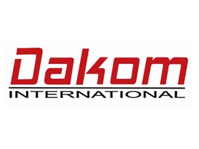 Dakom logo
