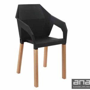anaks-konferencijska-stolica-origami-crna