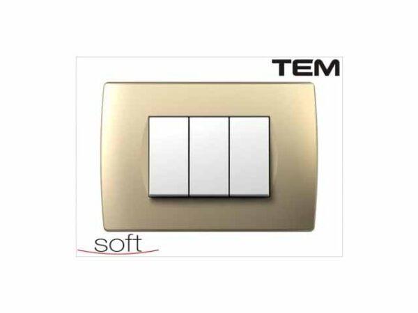 tem-prekidac-modul-soft-decor-sg-zlatna-mat